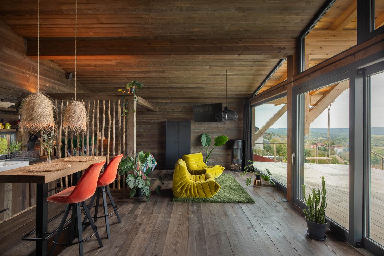 Aislamiento | luxus faház